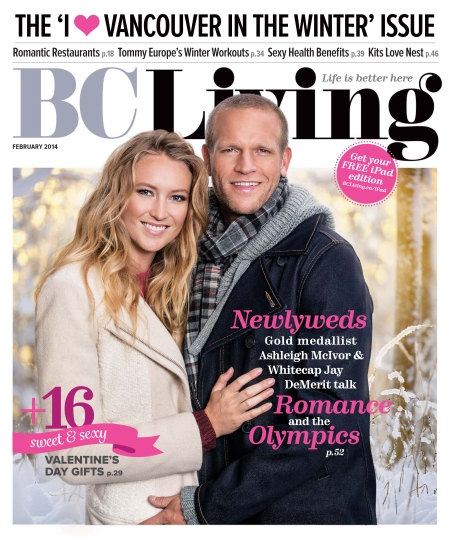 BC Living Cover